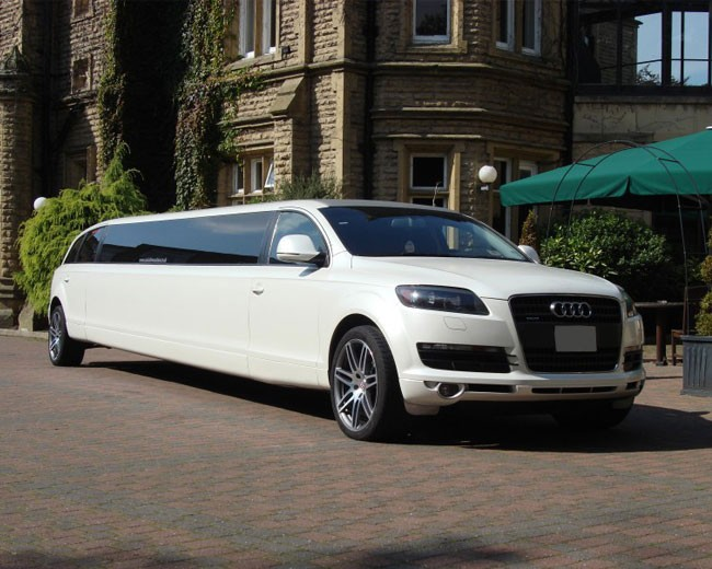 Limo Hire in West London