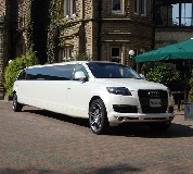 Audi Q7 Limo in Mortlake