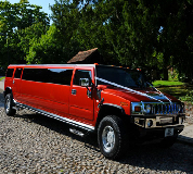 Hummer Limos in South Wimbledon & Raynes Park