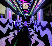 Party Bus Hire (all) in South Wimbledon & Raynes Park