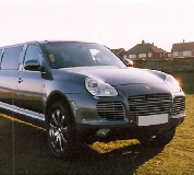 Porsche Cayenne Limos in Whetstone & Totteridge