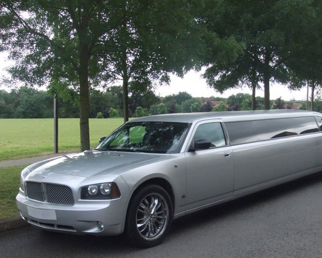 Dodge Charger Limo in London