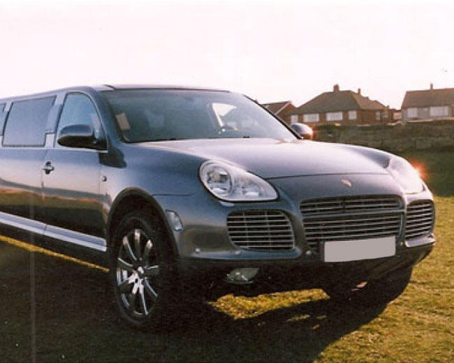 Porsche Cayenne Limos in West London