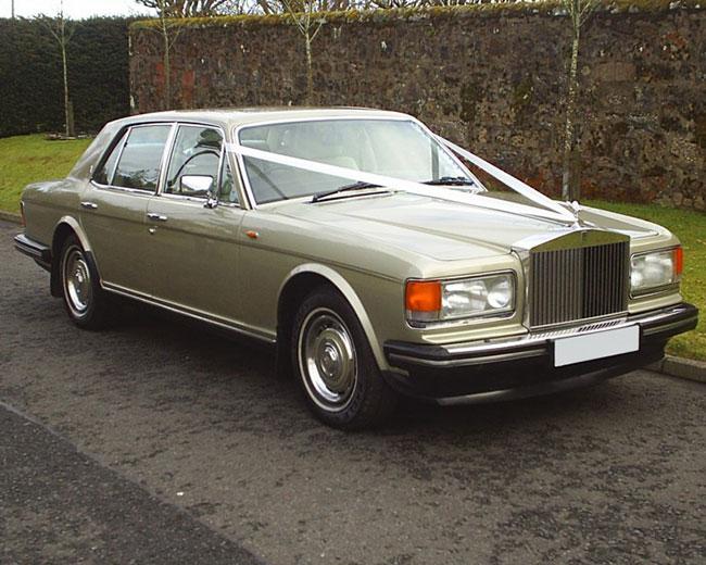Rolls Royce Silver Spirit Hire